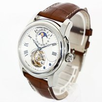 Frederique Constant Steel 42mm Automatic FC935X4H6 pre-owned