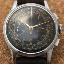 Roamer pre-owned Manual winding 36mm Black Plexiglass