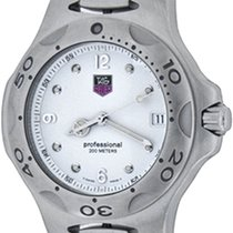 TAG Heuer Kirium Steel 36mm White Arabic numerals United States of America, Texas, Dallas