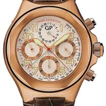 Girard Perregaux Or rose 44mm Remontage automatique 80180.52.112.BBEA occasion