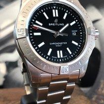 Breitling Chronomat Colt neu 2019 Automatik Uhr mit Original-Box und Original-Papieren A17388101B1A1