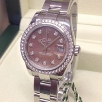 Rolex Lady-Datejust 179384 2014 pre-owned