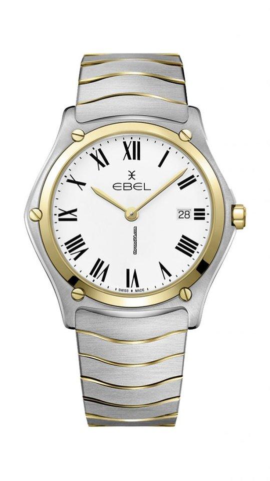 Ebel Sport 1216386A новые