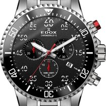 Edox Steel Quartz 10227 3M NBN new