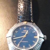 Breitling Callisto Goud/Staal 34mm Blauw Nederland, Markelo