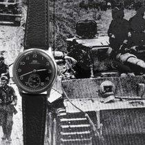 Auguste Reymond Stål 34mm Manuelt brukt