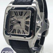 Cartier Santos 100 2656 2012 pre-owned