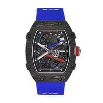 Richard Mille RM 67 Carbon 38mm Transparent No numerals