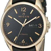 Milus Rose gold 40mm Automatic TIRC400 new