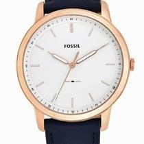 Fossil Steel Quartz FS5371 new United States of America, New York, New York
