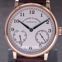A. Lange & Söhne 1815 234.032 Very good Rose gold 39mm Manual winding United Kingdom, London, Paris, Brussels and Barcelona face to face delivery only - Other countries shipping with Brinks & DHL Express