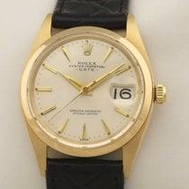 롤렉스 오이스터 퍼페츄얼 데이트 1500 Automatic 1962 중고시계