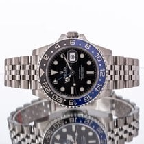 Rolex GMT-Master II 126710BLNR 2019 pre-owned