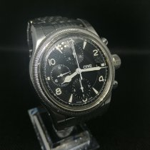 Oris Steel 42mm Automatic 01 674 7567 4064-07 8 21 61 pre-owned Singapore, Singapore