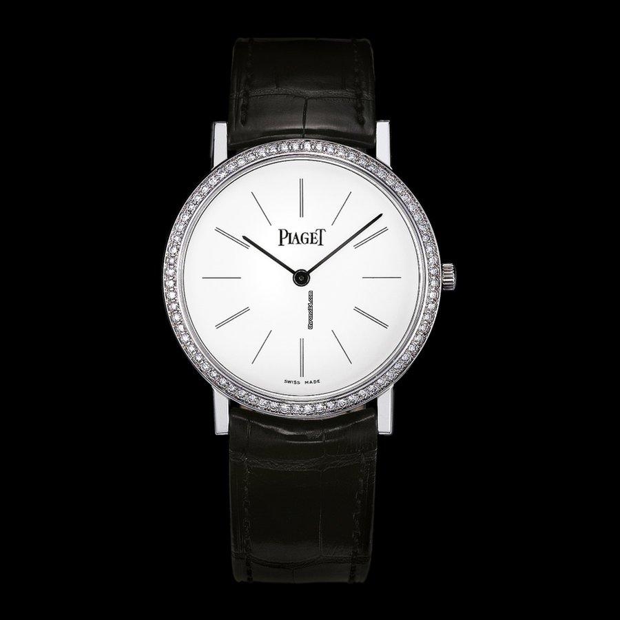 36070236584 Preços de relógios Piaget