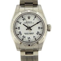 Rolex stainless steel ladies Oyster Perpetual