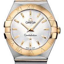 Omega Constellation Brushed 27mm 123.20.27.60.02.002