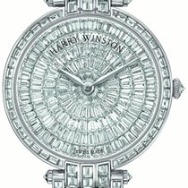 Harry Winston Premier Ladies Quartz 36mm prnqhm36ww007