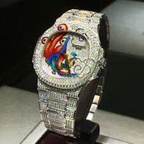 Patek Philippe PHOENIX NAUTILUS WITH DIAMONDS