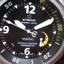 Eterna KonTiki Pro Diving watch 1000M, Full Set 1594.44