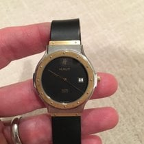 Hublot Classic pre-owned 36mm Gold/Steel