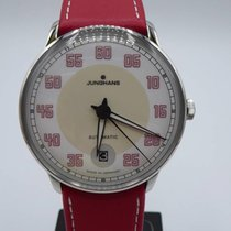 Junghans Meister Driver 027/4716.00 new