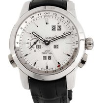Ulysse Nardin 329-10 Perpetual Manufature 43mm in Platinum -...