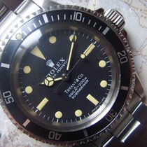 Rolex 1970 Very Rare Tiffany & Co Submariner 5513 100%...