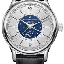 Maurice Lacroix Les Classiques Phases de Lune LC6168-SS001-122-1 2020 new