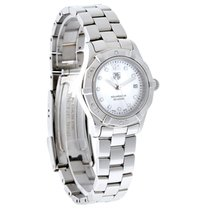 TAG Heuer Aquaracer Ladies Diamond Watch WAF1415.BA0813