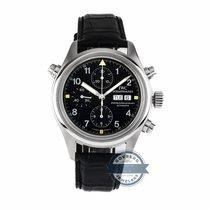 IWC Pilot Spitfire Doppelchronograph IW3711