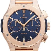 Hublot Rose gold 45,00mm Automatic 520.OX.7180.OX new