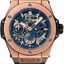 Hublot Big Bang Meca-10 United States of America, New York, Brooklyn