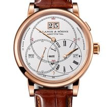 A. Lange & Söhne Rose gold 45.5mm Manual winding 180.032 new