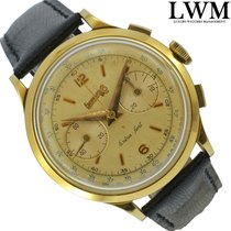 Eberhard & Co. Chronograph 14007 Extra Fort Jumbo yellow gold...