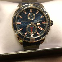 Ulysse Nardin Diver Chronometer Steel 44mm United States of America, Illinois, Chicago