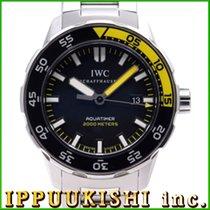 IWC インターナショナルウォッチカンパニー アクアタイマー 2000 IW356801