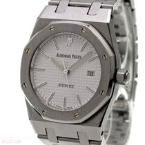 愛彼 Royal Oak Automatic Medium Size Ref-15000ST Stainless Steel...