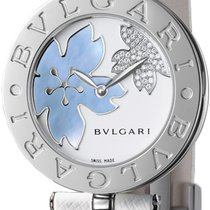 Bulgari B.Zero1 Steel 30mm Mother of pearl No numerals United States of America, New York, New York