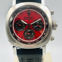 Panerai Chronograf 45mm Automatika použité Ferrari Červená