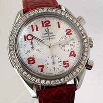 Omega Speedmaster Ladies Chronograph Steel Mother of pearl United Kingdom, Sheffield
