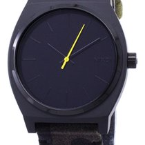 Nixon 新的 石英 螺擰式錶冠 37mm 鋼 礦物玻璃
