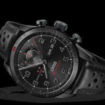Oris Audi Sport new Automatic Chronograph Watch with original box 778-7661-7784LS