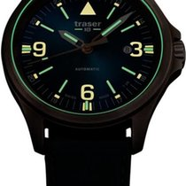Traser new Automatic Display Back Luminescent Hands Luminous indexes 45mm Sapphire crystal