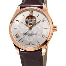 Frederique Constant Classics Heart Beat Steel 40mm Silver