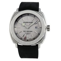 JeanRichard Steel Automatic 60500-11-001-002 pre-owned United States of America, Massachusetts, Andover