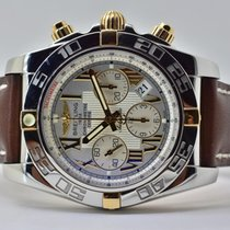 Breitling Chronomat 44 Stahl 44mm Silber Keine Ziffern Deutschland, Iffezheim