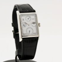 IWC Novecento White gold 27mm White No numerals