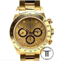 Rolex Daytona Yellow gold 40mm Champagne No numerals United States of America, New York, New York