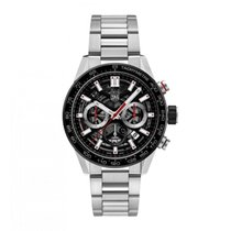TAG Heuer Carrera Heuer-02T new 2020 Automatic Chronograph Watch with original box and original papers CBG2010.FT6143